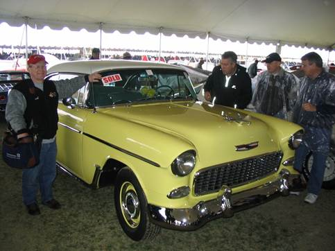Jack buys his 1955 Chevy